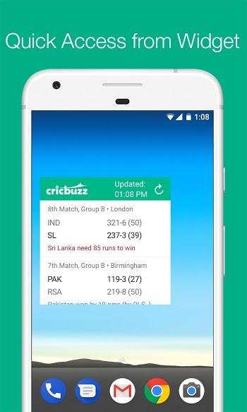 cricbuzz mod apk free download latest version