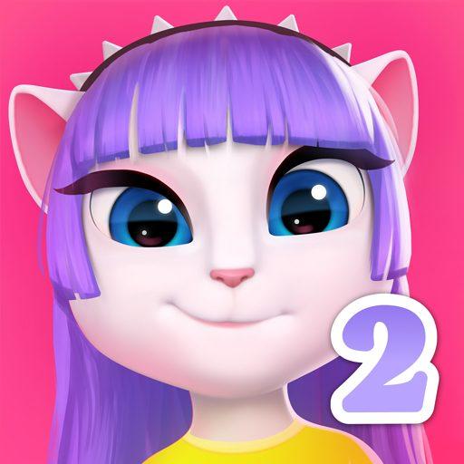 My Talking Angela 2 Mod APK 1.0.12.6 (Unlimited money, Unlocked everything)