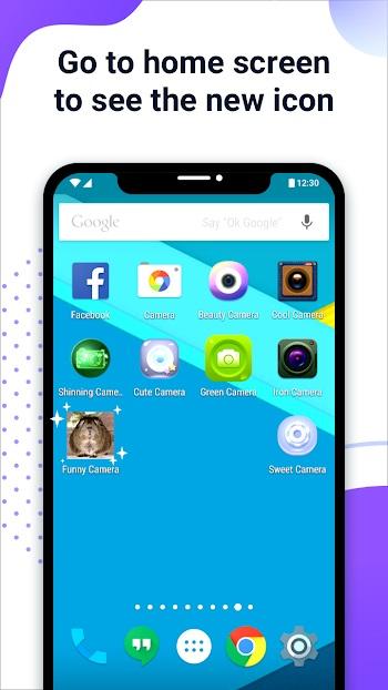 x icon changer apk free download
