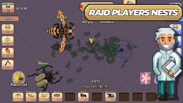 pocket ants mod apk unlimited money free download latest version
