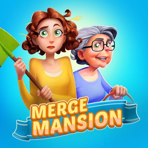 Merge Mansion Mod APK 1.8.3 (Unlimited everything)