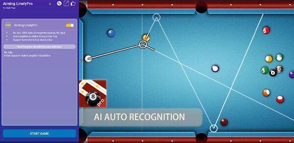 ball pool aim line pro apk latest version