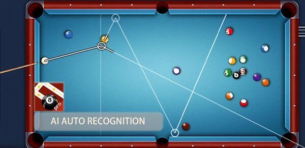 ball pool aim line pro apk