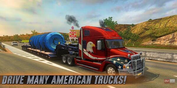 truck simulator usa evolution mod apk