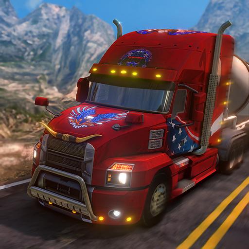 Truck Simulator USA Evolution Mod APK 4.1.1 (Unlimited money)