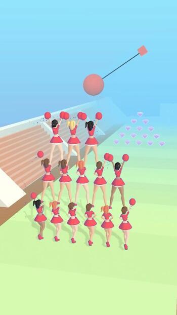cheerleader run 3d apk latest version
