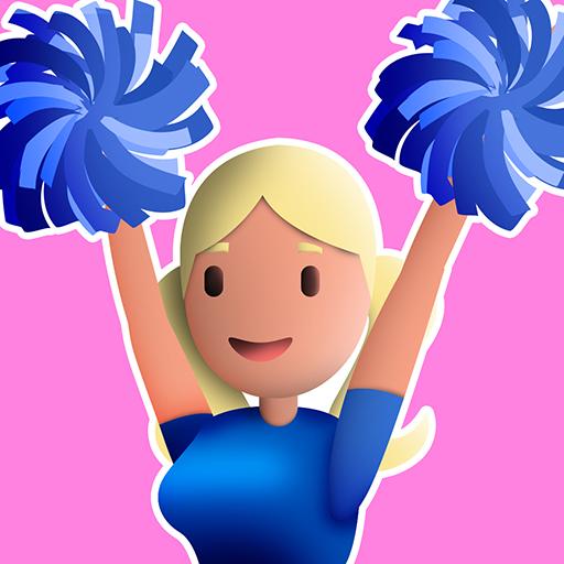 Download Cheerleader Run 3D