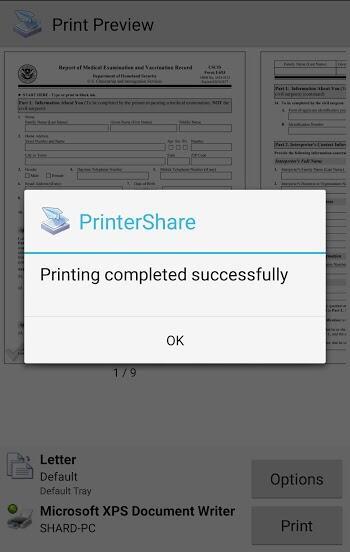 download printershare premium apk for android