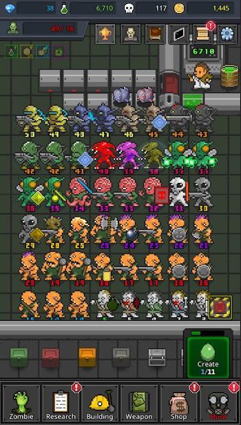 grow zombie vip mod apk