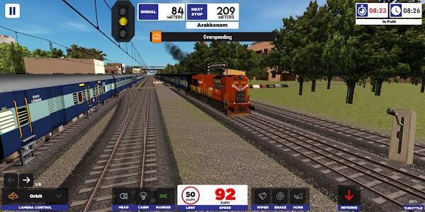 indian train simulator mod apk