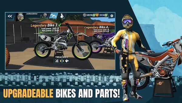 mad skills motocross 3 apk unlimited money
