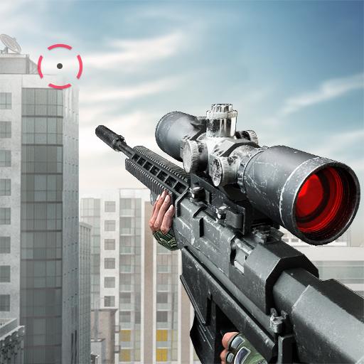 Sniper 3D Mod APK 3.38.5 (Unlimited money and gems)