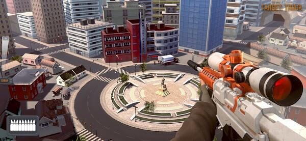 sniper 3d mod apk unlimited diamons