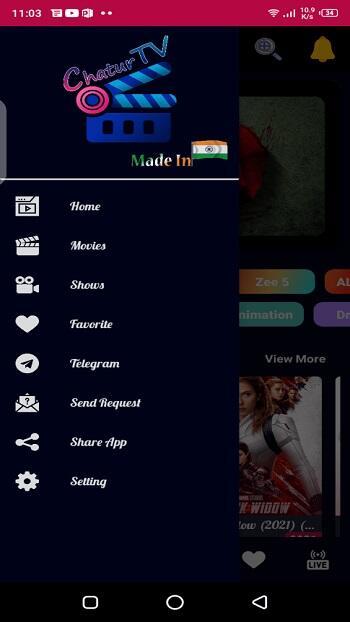 chatur tv apk download 2021