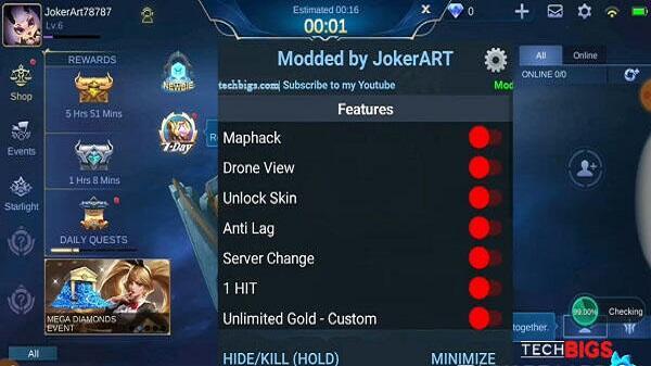 joker art mod ml apk latest version
