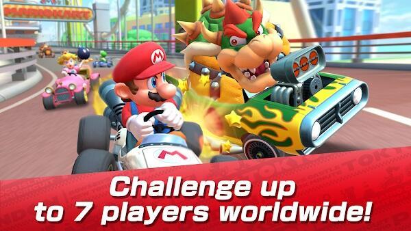 mario kart tour apk latest version