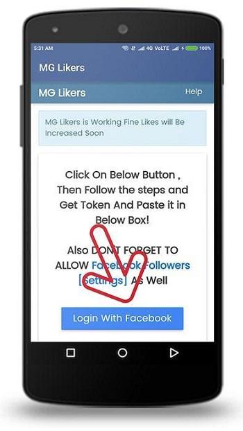 mg liker free download
