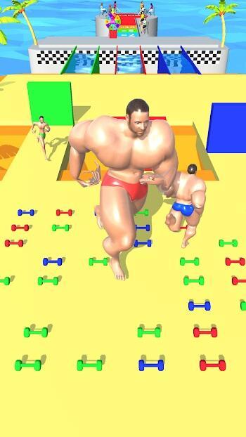 muscle race 3d apk free download