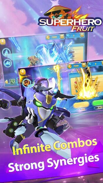 superhero fruit premium apk free download