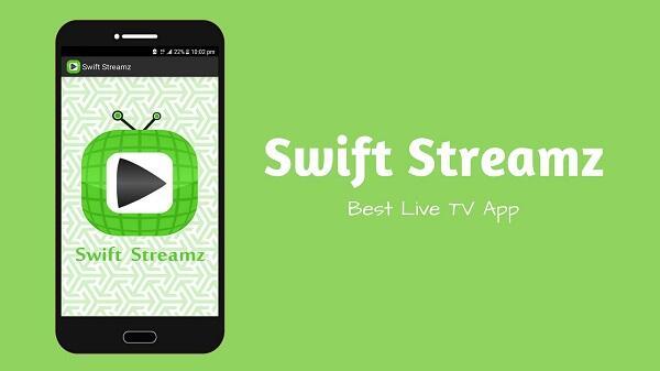 swift streamz apk download 2021