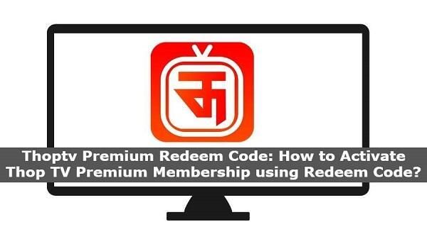 thoptv premium redeem promo code 5