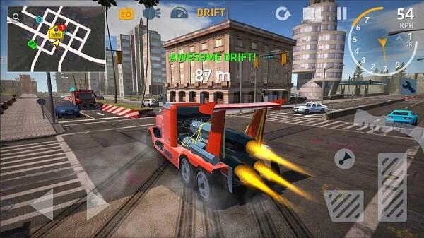 universal truck simulator mod apk upcoming test