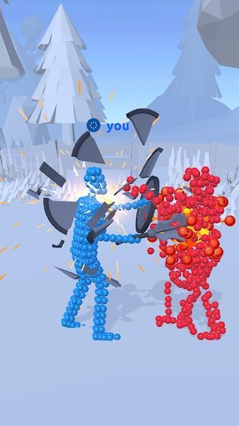angel fight 3d mod apk download latest version