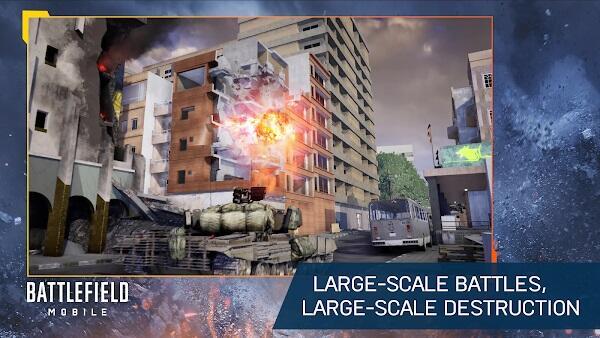 battlefield mobile apk mod