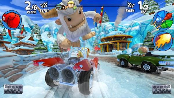 bb racing 2 mod apk download