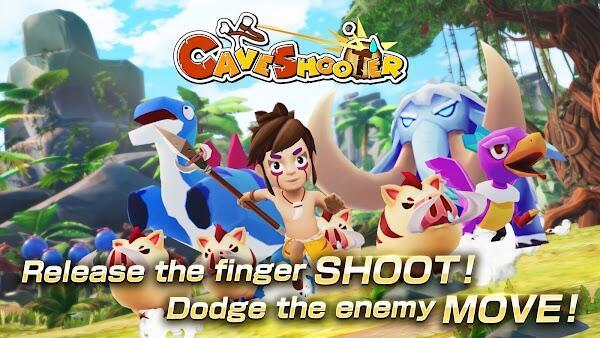 cave shooter mod apk download latest version