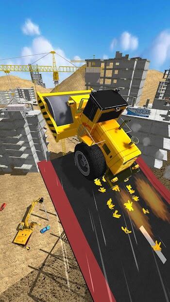 construction ramp jumping mod apk unlimited money