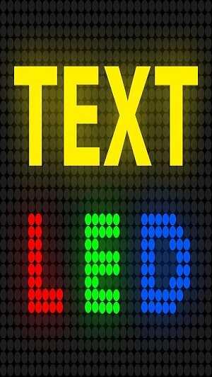 digital led signboard mod apk latest version
