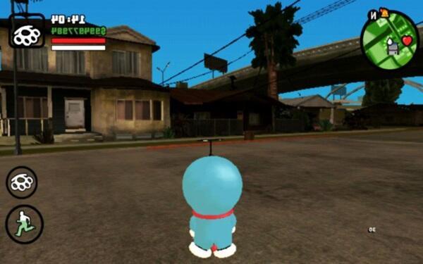 doraemon 3 game mod apk