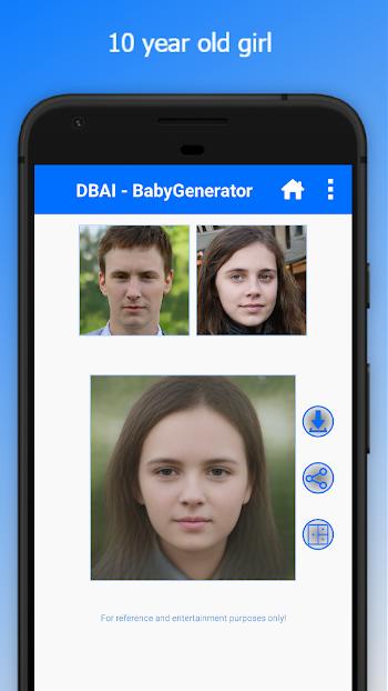 download baby generator pro mod apk