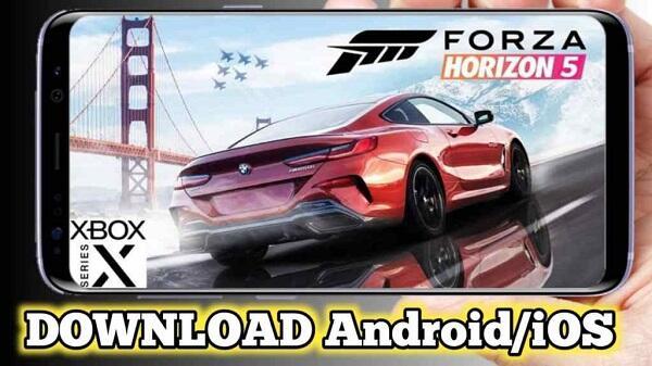 forza horizon 5 mod apk unlimited money