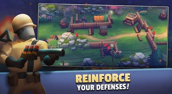 guns up mobile mod apk unlimited money