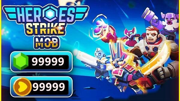 heroes strike offline apk free download
