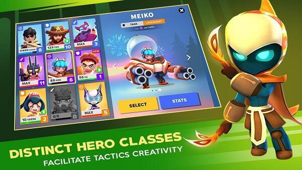 heroes strike offline mod apk