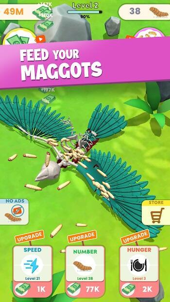 idle maggots apk latest version