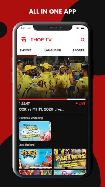 ipl live tv apk free download