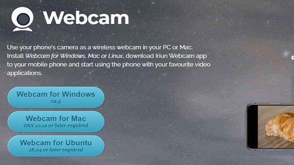 iriun webcam pro apk download latest version