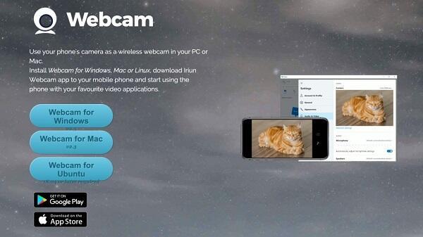 iriun webcam pro apk