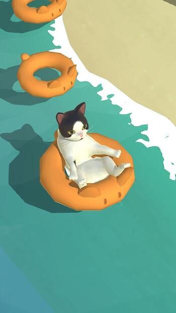 kitty cat resort mod apk unlimited money