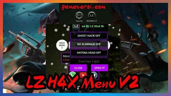 lz h4x menu v2 mod apk download latest version