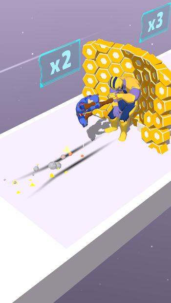 mashup hero mod apk latest version