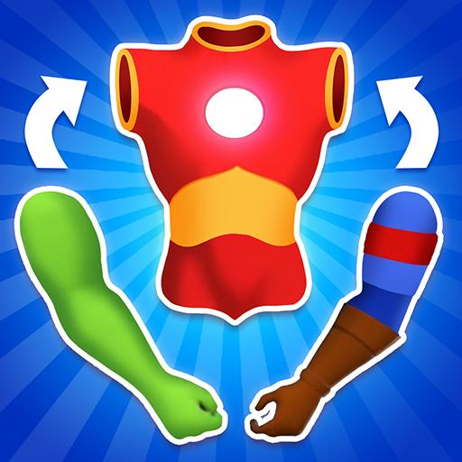 Mashup Hero Mod APK 1.2.2 (Unlock all skins, Unlimited money)