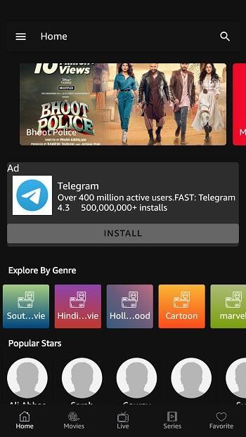 mr tv app