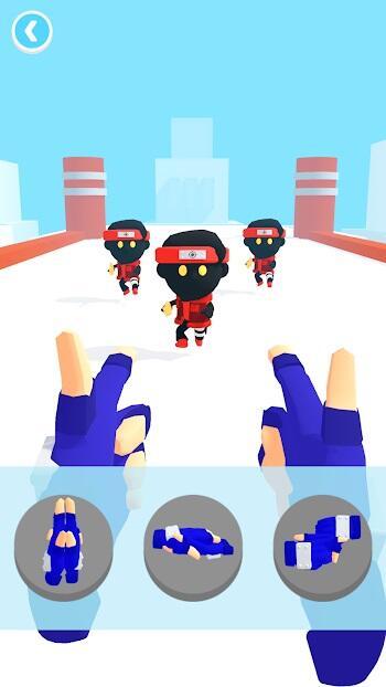 ninja hands mod apk download latest version