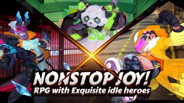 nonstop game mod apk download latest version