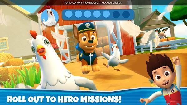 paw patrol rescue world apk free download